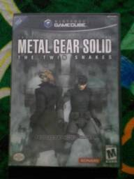 metal gear solid game cube