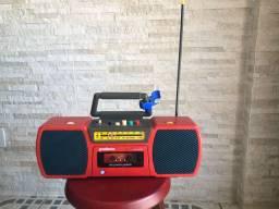 Meu primeiro gradiente rádio