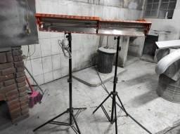 Painel de secagem individual