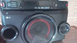 VENDO SOM POWER AUDIO SYSTEM 400 REAIS