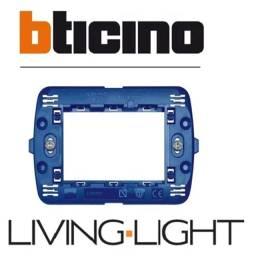 Suporte 4x2 Living Light - Bticino - Sln4703m