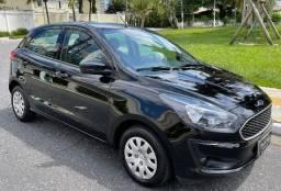 Ford Ka Se 1.0 2020 - Flex Completo - Único Dono