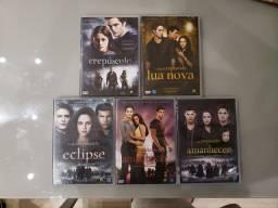 Dvds Saga Crepúsculo Completa