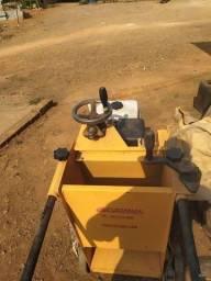 Título do anúncio: Máquina de cortar asfalto serra clip