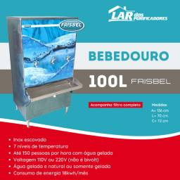 Bebedouro frisbel 100 litros