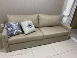 Vendo sofá em linho