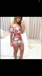 Vestidos mais barato de Goiânia $10 reais no atacado
