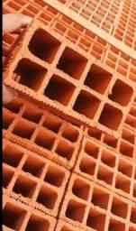 Tijolos tijolos tijolos areia arrai seixo seixo seixo brita cimento