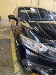 New Civic Automático 2017 2.0 Zerado  Único Dono Flex Dispenso Curiosos