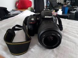 Câmera Profissional DSLR Nikon D5300