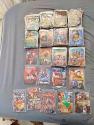 Vendo 261 DVDs