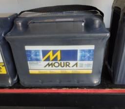 Bateria Barata 60 Ah , Moura, Zetta R$120,00