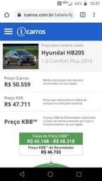 HB20S 1.6 confort plus