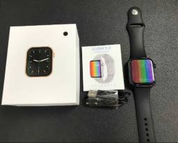 Relogio Smartwatch IWO W26 1,75 Polegadas com Monitor de Pressão Arterial 4.8