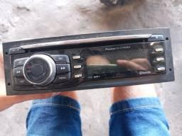 Rádio Pioneer Citroen