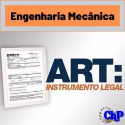 Engenheiro Mecânico p/ Joinville e Região, atendemos Laudo Técnico e ART diversos