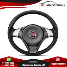 Título do anúncio: Volante Palio Siena Idea Strada G1 G2 G3 Uno Fiorino Doblo