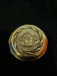 Título do anúncio: Porta-rosário antigo(Ricordo di Roma)