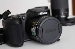Nikon Coolpix L810 Seminova