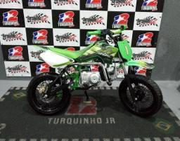 Título do anúncio: Mini moto Pro Tork 125 ano 2020 pouco uso