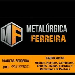 Título do anúncio: Metalúrgica
