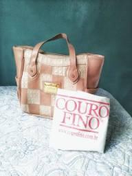 Bolsa Original Couro Fino