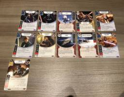 Star Wars Destiny - Cards Diversos