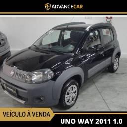 Título do anúncio: Fiat Uno Way 1.0 8V (Flex) 4p