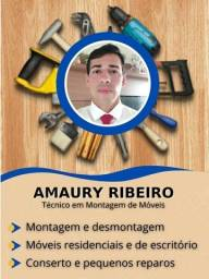 Montador de móveis (AMAURY RIBEIRO)