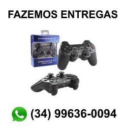 Controle PlayStation 3 Ps3 Sem Fio