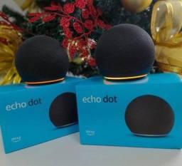 Amazon Echo Dot 4th Generation com Bluetooth