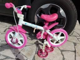 Bicicleta infantil Caloi Cecizinha
