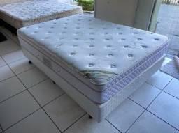 beleza e qualidade- cama casal