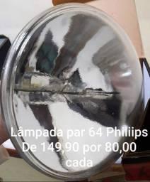 Lâmpada p/ canhão Par 64 p/  Phillips