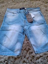 Roupas jeans masculina.