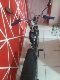 Bicileta motorizada