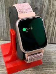 Smartwatch P70s Troca Fundo WhatsApp Religio Digital