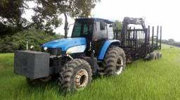 Trator New Holland Tm 7010