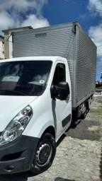 Renault Master Baú Utilitário - 2016
