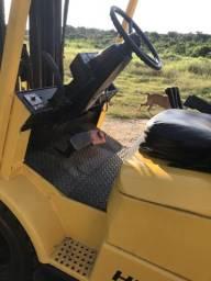 Empilhadeira hyster Diesel 2.8T automática deslocador triplex contêiner