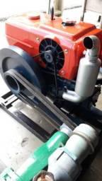 Motor bomba diesel Tobbata