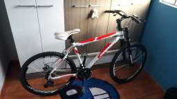 Bicicleta alfamec freio a disco