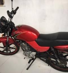 Moto Yamaha YBR 125 2008 - 2008
