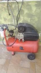 Compressor de ar 40 litros