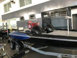 Bassboat Quest 290 + carreta - 2011