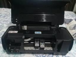 Vendo impressora preto branco e colorida