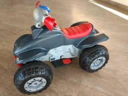 Quadriciclo elétrico Infantil 12v