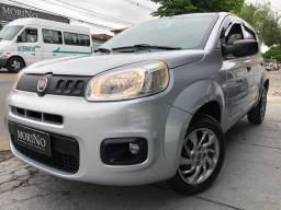// Fiat Uno Attractive 1.0 2015 - Baixo KM - Financio SEM Entrada - 2016