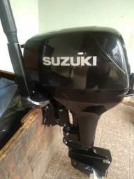 Vende-se motor de popa Suzuki 15