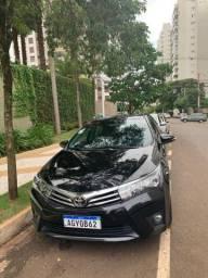 Corolla XEI 2016 - preto - 2016